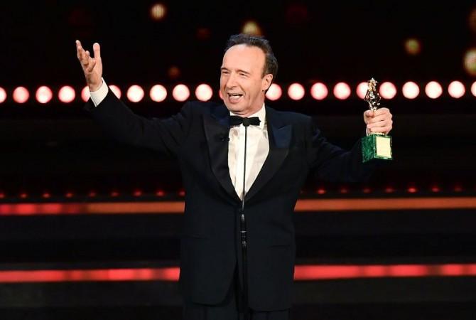 Roberto benigni da la vita bella a letterman i momenti for Oscar vinti da italiani