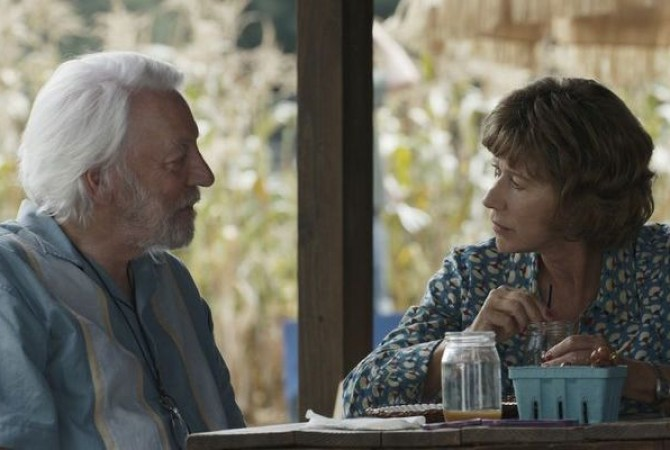 Ella & John - The Leisure Seeker Trailer e Video