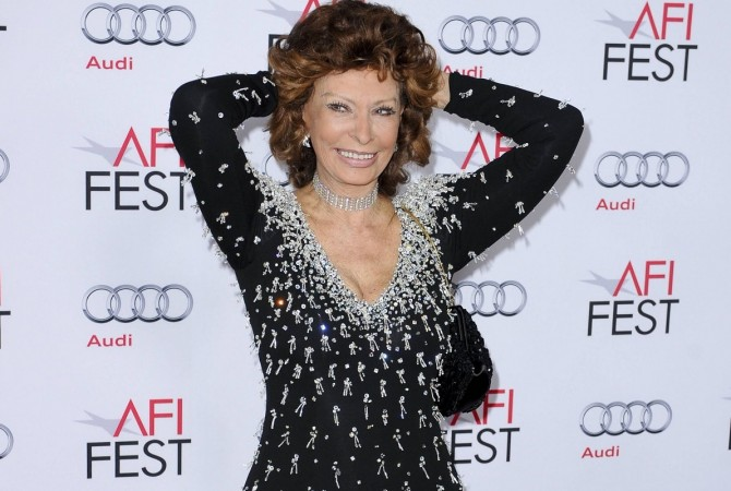 Tutto sull'attrice italiana Sophia Loren icona del cinema internazionale