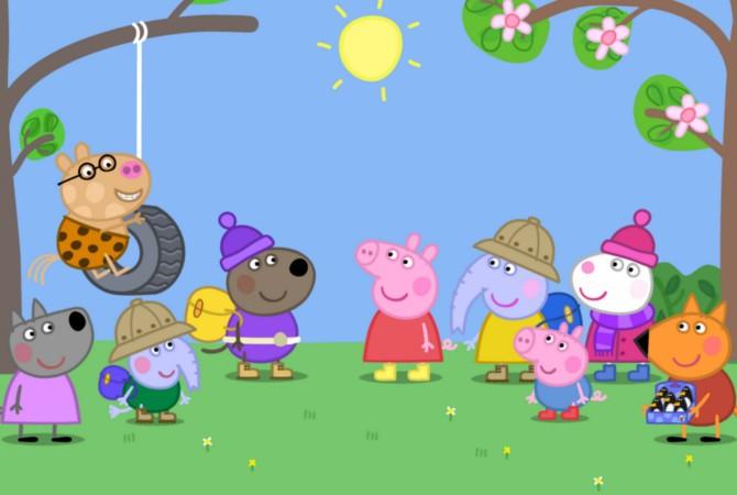 Peppa pig film cartoni per bambini popcorntv