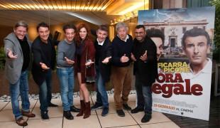 L'ora legale: le 10 foto più belle della presentazione del film di Ficarra e Picone
