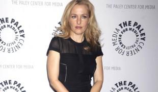 Gillian Anderson, ecco qualche curiosità sulla star di 'X-Files'