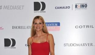 """Michelle Hunziker ospite a """"Matrix Chiambretti"""""""