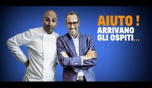 """""""Aiuto! Arrivano gli ospiti…"""" al via su La5 con Andrea Castrignano e Andrea Ribaldone"""