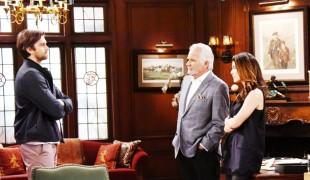 Beautiful, le anticipazioni del 9 maggio: Bill rivela a Liam la verità sull'incendio