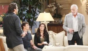 Beautiful, le anticipazioni del 12 aprile: Eric fapace con Quinn