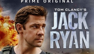 Tom Clancy's Jack Ryan: il poster della serie tv Amazon