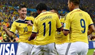 La Colombia vince nettamente ai Mondiali e nella battaglia degli ascolti