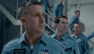 """""""First Man"""": il film con Ryan Gosling aprirà il Festival di Venezia 2018"""