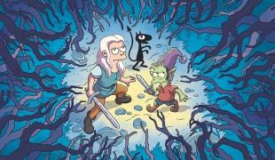 Disincanto: il trailer e la data d'uscita della nuova serie d'animazione di Matt Groening