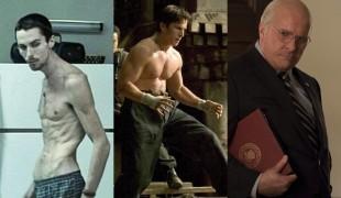 Christian Bale, le trasformazioni più incredibili da Vice a l'Uomo senza sonno