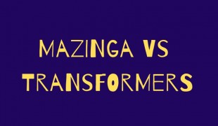 Mazinga Z vs Transformer: al via il nuovo manga cross over in Giappone