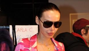 Nina Moric: la modella croata che non le manda mai a dire