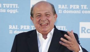 """Giancarlo Magalli confessa: """"Don Matteo dovevo interpretarlo io"""""""