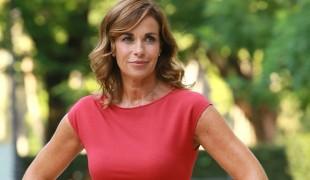 Cristina Parodi torna in tv dopo un anno di stop