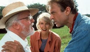 Jurassic Park, la reunion del cast fa impazzire il web