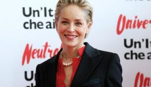 """Sharon Stone preferisce stare da sola: """"Trovo solo persone false"""""""