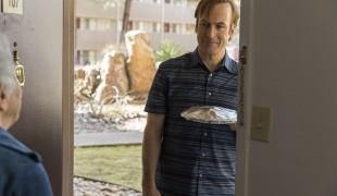 Bob Odenkirk è tornato sul set di Better Call Saul: la foto sui social