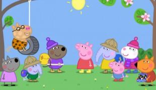 Il fenomeno Peppa Pig: dai cartoni animati al cinema!