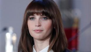 Felicity Jones protagonista del film di Luca Guadagnino ispirato al Lago dei Cigni