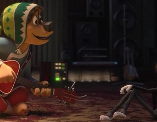 Rock Dog | Angus Scattergood | Clip
