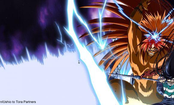 Ushio e Tora è ora su PopcornTv: fate il pieno di azione con questa serie anime!