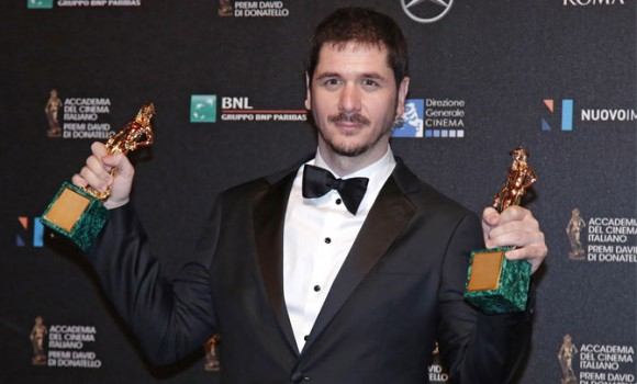 Tanti auguri di buon compleanno all'attore e regista Gabriele Mainetti