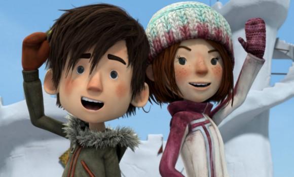 Palla di neve: una commedia di speranza per i giovani spettatori