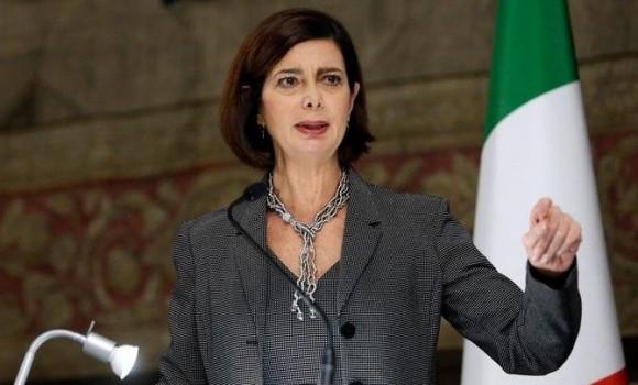 Laura Boldrini: guerriera nel lavoro ma un angelo in casa