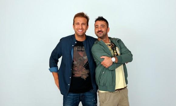 """L'intervista a Pio e Amedeo, le due star di """"Emigratis"""""""
