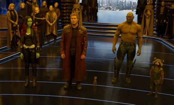 Guardiani della Galassia vol. 3, la lettera del cast: