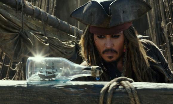 Pirati dei Caraibi: La vendetta di Salazar, quattro nuovi spot tv