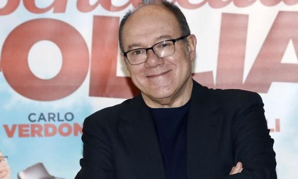 Carlo Verdone presenta la sua prima serie tv: ecco dove andrà in onda