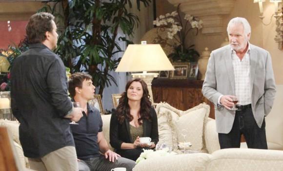 Beautiful, le anticipazioni del 26 gennaio: Ridge e Quinn vivono insieme