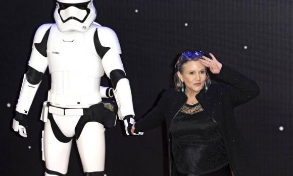 Star Wars 9, ci sarà la principessa Leila anche senza Carrie Fisher?