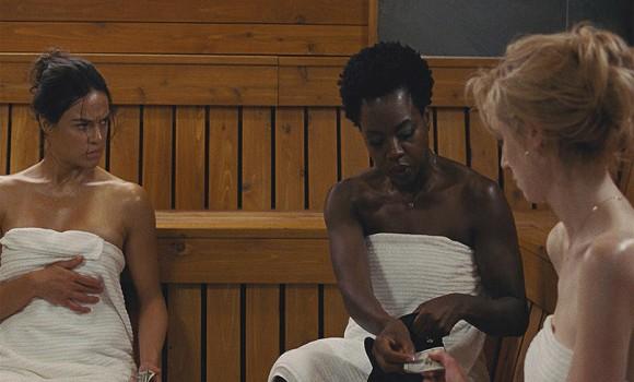Widows, il trailer del film con Viola Davis e Michelle Rodriguez