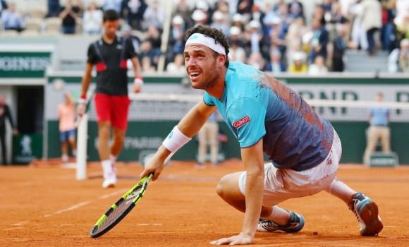Marco Cecchinato torna in campo: ecco come vedere in tv la semifinale di tennis del Roland Garros
