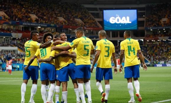 Mondiali 2018, il 6 luglio c'è Brasile-Belgio: come vedere la partita in TV