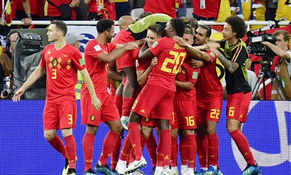 Il Belgio ottiene due primati: vittoria nel girone e negli ascolti