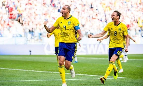 Mondiali 2018, il 3 luglio c'è Svezia-Svizzera: come vedere la partita in TV