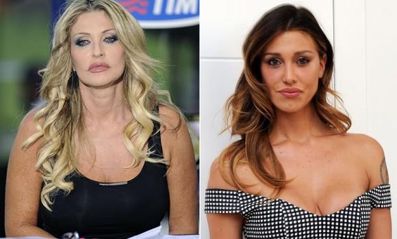 """Paola Ferrari affonda Belen: """"Bella, furba e priva di ogni goccia di talento"""""""