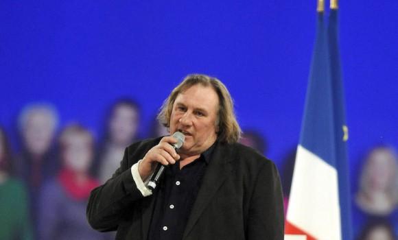 Gérard Depardieu accusato di stupro da un'attrice ventenne