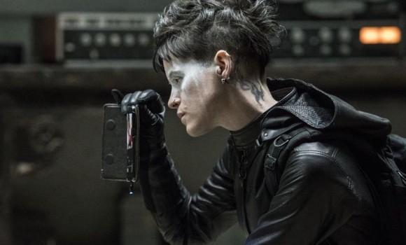 Quello che non uccide: le foto del nuovo film della saga Millennium