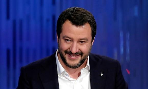 Matteo Salvini attacca Che Tempo che Fa: