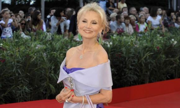 Barbara Bouchet: l'attrice che è anche la mamma di uno degli chef più amati della tv