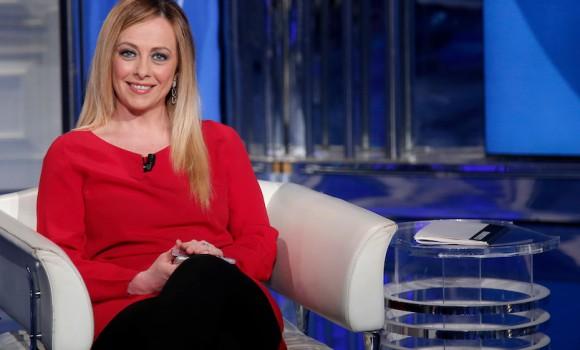 Giorgia Meloni: tutta la forza di essere donna