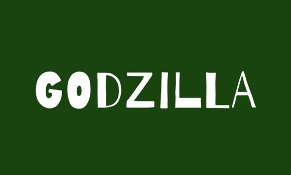 Godzilla: carta igienica a tema per promuovere il film d'animazione