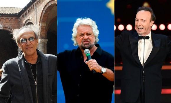 Celentano, Grillo e ora Benigni: svelati tutti i compensi di Rai2