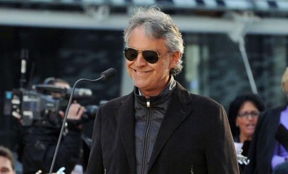 """Andrea Bocelli difende Placido Domingo: """"Molestie? È assurdo"""""""