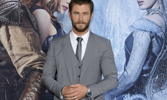 Chris Hemsworth riceverà una stella sulla Hollywood Walk of Fame